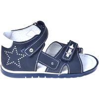 Schoenen Kinderen Sandalen / Open schoenen Melania ME0821A9E.B Blauw