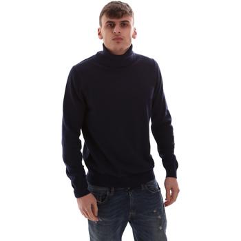 Textiel Heren Truien Antony Morato MMSW00975 YA200055 Blauw