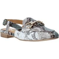 Schoenen Dames Sandalen / Open schoenen Grace Shoes 715013 Grijs