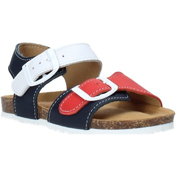 Schoenen Kinderen Sandalen / Open schoenen Bionatura LUCA IMB Blauw