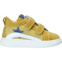Schoenen Kinderen Lage sneakers Nero Giardini E023811M Geel
