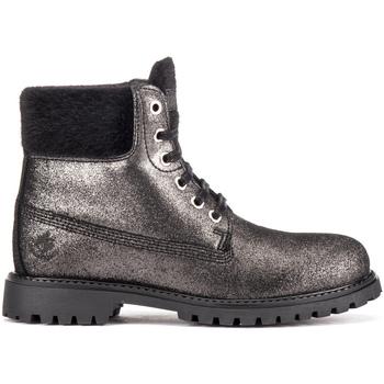 Schoenen Dames Laarzen Lumberjack SW00101 015 Q37 Zwart