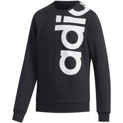 Textiel Kinderen Sweaters / Sweatshirts adidas Originals FM0690 Zwart