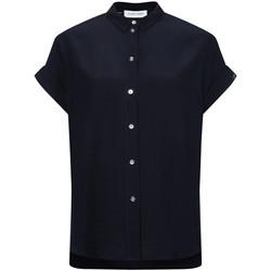 Textiel Dames Overhemden Calvin Klein Jeans K20K201950 Zwart