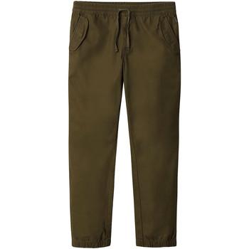 Textiel Heren Chino's Napapijri NP0A4E2Y Groen