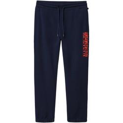 Textiel Heren Trainingsbroeken Napapijri NP0A4E34 Blauw