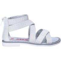 Schoenen Meisjes Sandalen / Open schoenen Asso 64026 Grijs