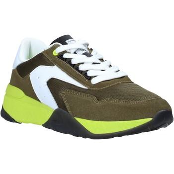 Schoenen Heren Lage sneakers Lumberjack SM81511 001 V43 Groen