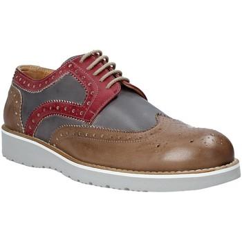 Schoenen Heren Derby Exton 5105 Bruin