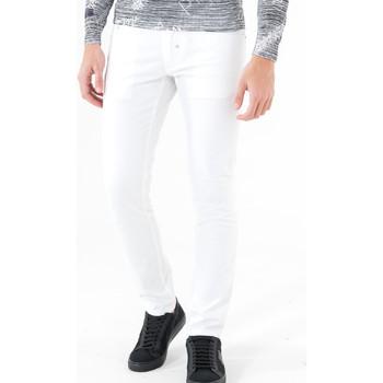 Textiel Heren 5 zakken broeken Antony Morato MMTR00372 FA800060 Wit