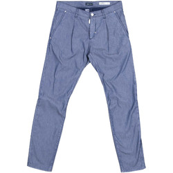 Textiel Heren Chino's Antony Morato MMTR00378 FA850155 Blauw
