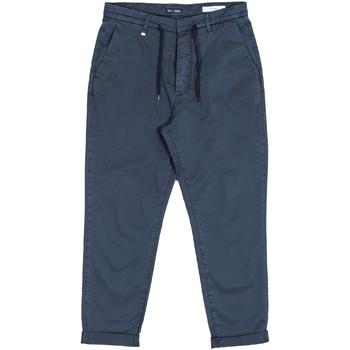 Textiel Heren Chino's Antony Morato MMTR00379 FA800060 Blauw
