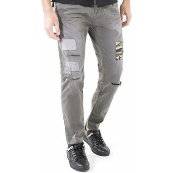Textiel Heren Broeken / Pantalons Antony Morato MMTR00378 FA760024 Grijs