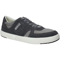Schoenen Heren Lage sneakers Guess FMDER1 LEA12 Grijs