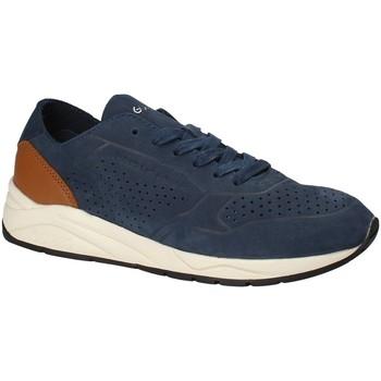Schoenen Heren Lage sneakers Guess FMNCO1 LEA12 Blauw