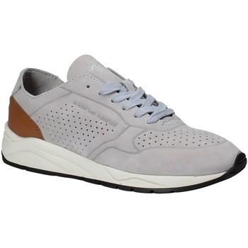 Schoenen Heren Lage sneakers Guess FMNCO1 LEA12 Grijs