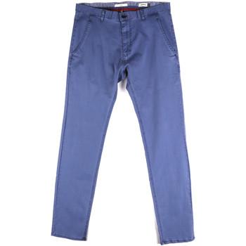 Textiel Heren Chino's Gaudi 811FU25033 Blauw