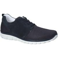 Schoenen Heren Lage sneakers IgI&CO 1116100 Blauw