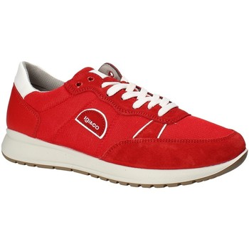 Schoenen Heren Lage sneakers IgI&CO 1120344 Rood