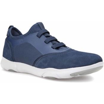 Schoenen Heren Lage sneakers Geox U825AA 02211 Blauw
