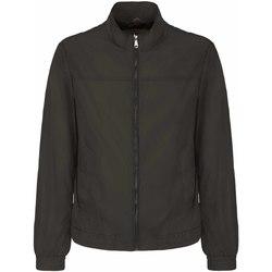 Textiel Heren Wind jackets Geox M8221R T2466 Bruin