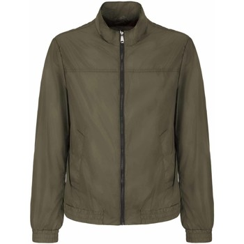 Textiel Heren Wind jackets Geox M8221R T2466 Groen