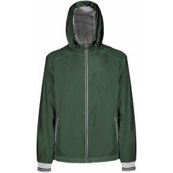 Textiel Heren Wind jackets Geox M8221T T2414 Groen
