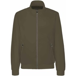 Textiel Heren Wind jackets Geox M8221X T2468 Groen