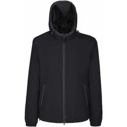 Textiel Heren Wind jackets Geox M8223F T2455 Blauw