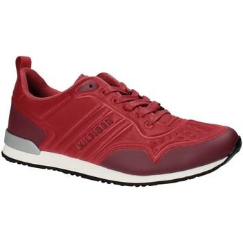 Schoenen Heren Lage sneakers Tommy Hilfiger FM0FM01434 Rood