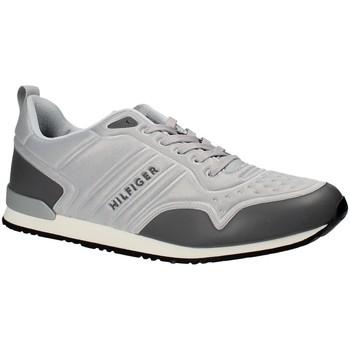 Schoenen Heren Lage sneakers Tommy Hilfiger FM0FM01434 Grijs