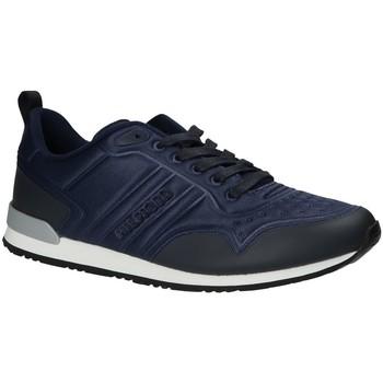 Schoenen Heren Lage sneakers Tommy Hilfiger FM0FM01434 Blauw