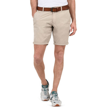 Textiel Heren Korte broeken / Bermuda's Napapijri N0YHF8 Beige