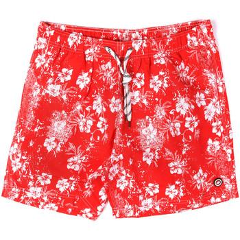 Textiel Heren Zwembroeken/ Zwemshorts Key Up 2M09X 0001 Rood