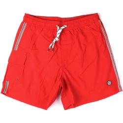 Textiel Heren Zwembroeken/ Zwemshorts Key Up 2H16X 0001 Rood