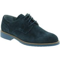 Schoenen Heren Derby Keys 3227 Blauw