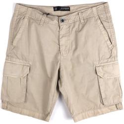 Textiel Heren Korte broeken / Bermuda's Key Up 2P16A 0001 Grijs