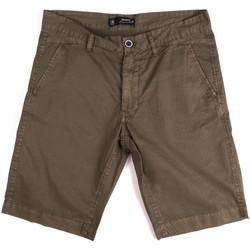 Textiel Heren Korte broeken / Bermuda's Key Up 2A01P 0001 Bruin