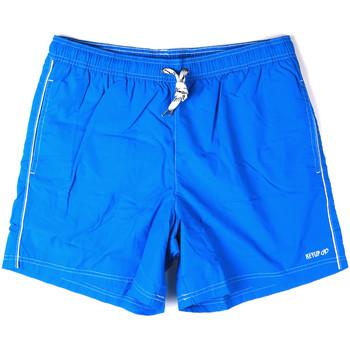 Textiel Heren Zwembroeken/ Zwemshorts Key Up 22X21 0001 Blauw
