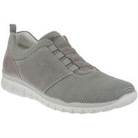 Schoenen Heren Lage sneakers IgI&CO 1116 Grijs