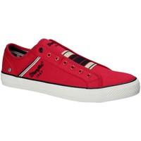 Schoenen Heren Lage sneakers Wrangler WM181033 Rood