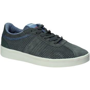 Schoenen Heren Lage sneakers Wrangler WM181040 Groen