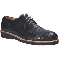 Schoenen Heren Derby Exton 886 Zwart