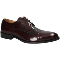 Schoenen Heren Derby Exton 1375 Rood