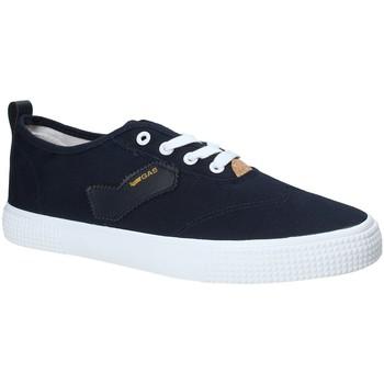 Schoenen Heren Lage sneakers Gas GAM810111 Blauw