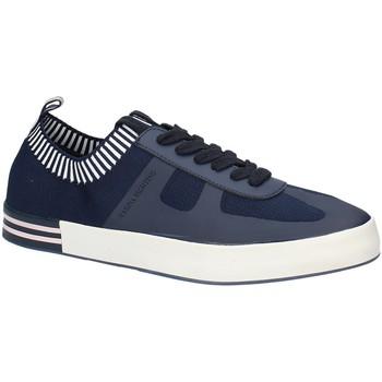 Schoenen Heren Lage sneakers Marina Yachting 181.M.669 Blauw