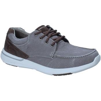 Schoenen Heren Lage sneakers Skechers 65494 Grijs