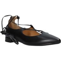 Schoenen Dames Ballerina's Grace Shoes 521T046 Zwart