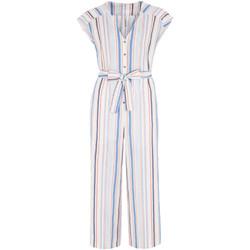 Textiel Dames Jumpsuites / Tuinbroeken Pepe jeans PL230263 Beige