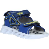 Schoenen Kinderen Sandalen / Open schoenen Bulls S19-SBL839 Blauw